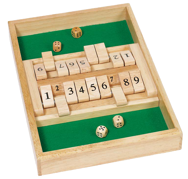 Shut the Box DOPPEL